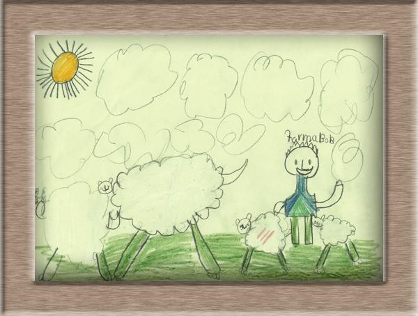 Sheep Project Picture - Click To Go Back